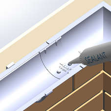 ARP's New Sentinel Jointing System is quick, easy and mess free