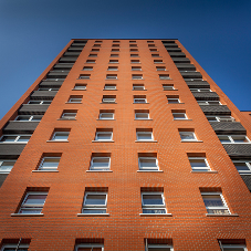 15 Bristol tower blocks refurbished with Profile 22 Fully Reversible Windows