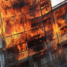 Designing out risk to minimise balcony fires in the wake of Grenfell