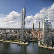 High-end Chelsea Waterfront development chooses Bolton Gate Company
