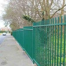 Anti-climb fencing provides stylish security for Gillingham Golf Club