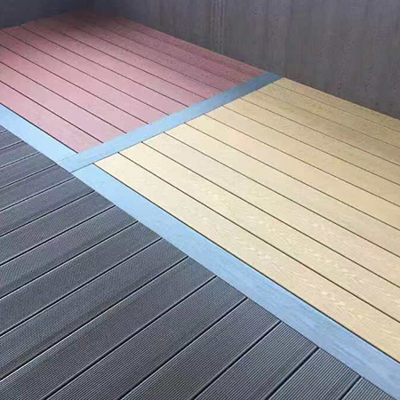 Sustainable FSC 100% Composite Decking maintenance