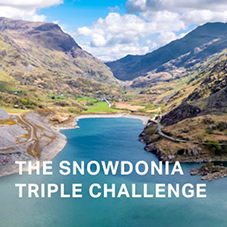 Geberit took on the Snowdonia Triple Challenge for charity