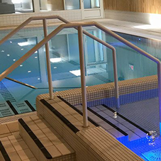 Movable Floor from Variopool perfect for Hydrotherapy pool