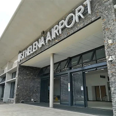 Hybrid ventilation and smoke control for African Airport