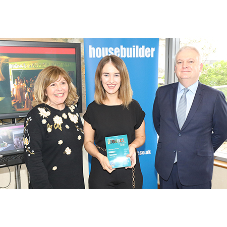 Housebuilder Product Awards Win for Tobermore