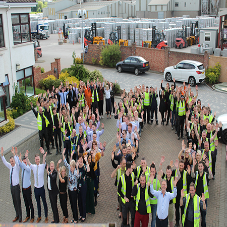Tobermore hits £50m turnover for first time