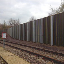 Jacksons Secures CE Mark for Noise Barriers Alongside Road Infrastructure