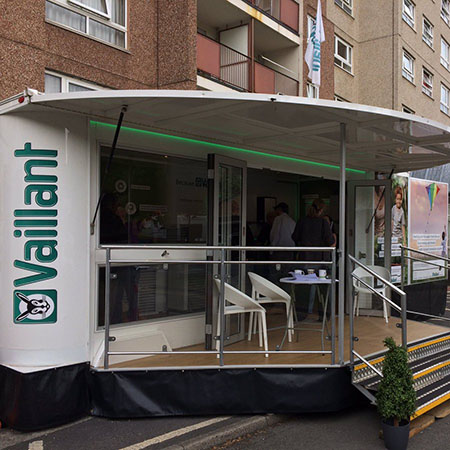 Vaillant helps Derby Homes reduce tenant bills