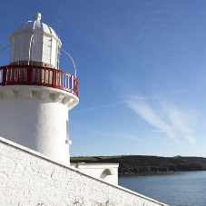 Johnstone's Trade bring County Cork's lighthouse back to life