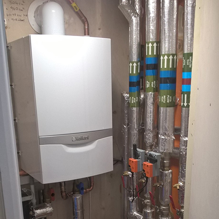 Vaillant provides energy savings for Bolton Community Centre