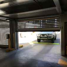EFAFLEX and Australian partner provide high-speed entrance for Canberra