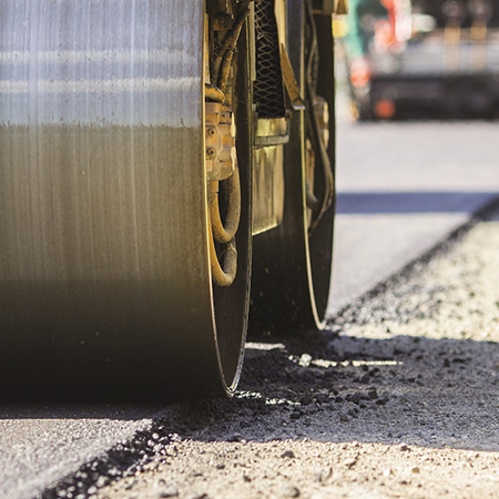 Aggregate introduce 'Superlow' environmentally friendly asphalt