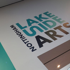 A colourful new look for Nottingham Lakeside Arts