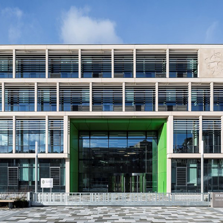 Fieger FLW 28 units for Boroughmuir High School