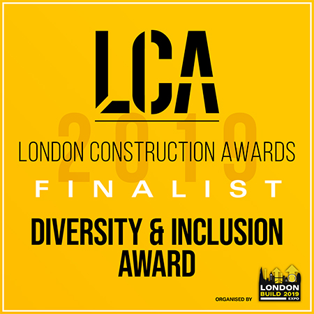 Delta shortlisted for two honours at London Construction Awards