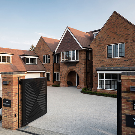 Acme Double Camber tiles for stunning 'Beechmont' home