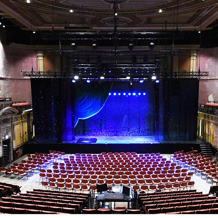 CPS Manufacturing Co restores Alexander Palace Theatre