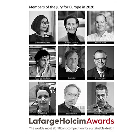 Aggregate parent company LafargeHolcim reveal judging panel for Awards