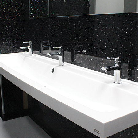 Franke chosen for local school washroom refurbishment