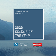 Johnstone's Trade reveals Colour of the Year 2020