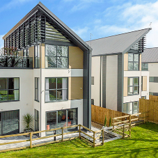 Vicaima add dimension to the William May development