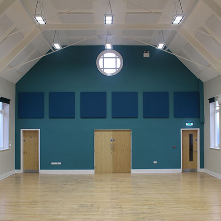 £3m government fund help deliver village hall acoustics upgrades