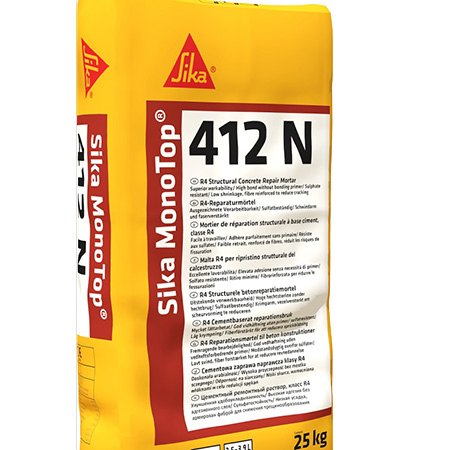 Sika launch new all-in-one repair mortar