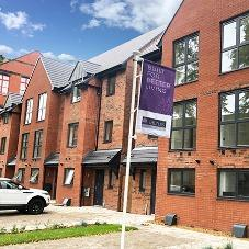 Manchester private housing development benefits with Profile 22
