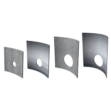 New curved orifice plates from Althon