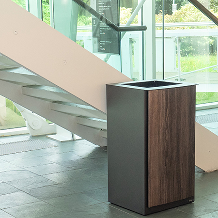 Glasdon launch Nexus® Style premium finish recycling bin