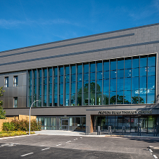 Gradus bespoke wall protection for new Proton Beam Therapy Centre