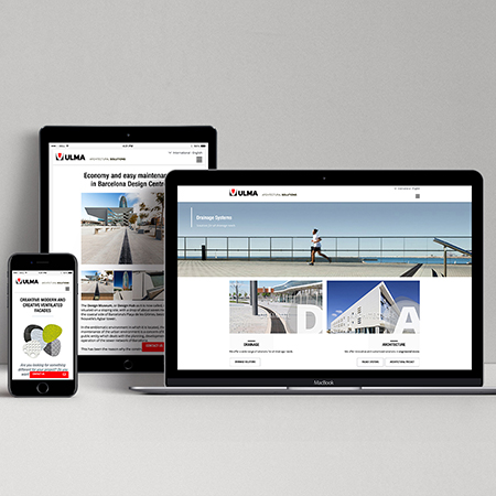 ULMA Architectural Solutions launch brand new website for UK market