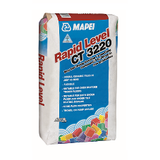 Get a head start with Rapid Level CT 3220 from Mapei
