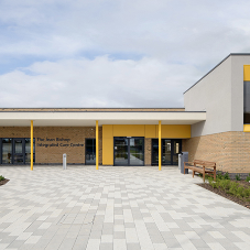 Tobermore Paving used in Specifi Project of the Year