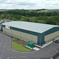 Brand new manufacturing and headquarters facility for John Lord Group