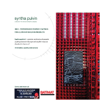 Sherwin-Williams exhibiting Syntha Pulvin at Batimat trade show