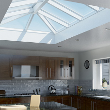 Lantern Rooflight System, designed to be fabricator friendly