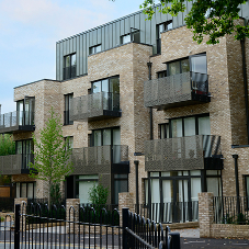 elZinc Cladding on award-winning extra care homes