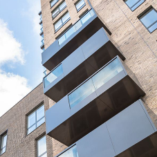 Sapphire Balconies bespoke work for £50m Ocean Estate regeneration