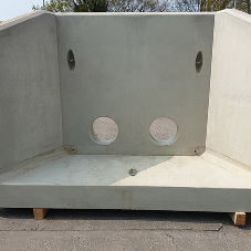 New Precast Concrete N Headwall Range from Althon