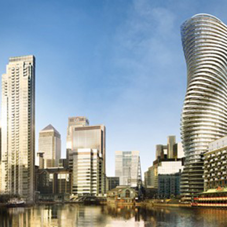 Marley products help create London's skyline build