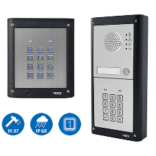 Videx enhances 4000 series keypads with new range