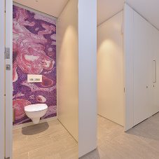 New bespoke washrooms for the Royal College of Pathologists