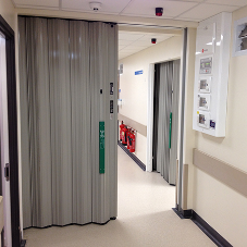 Beehive provide ease-of-use and fire protection for a Yorkshire Hospital