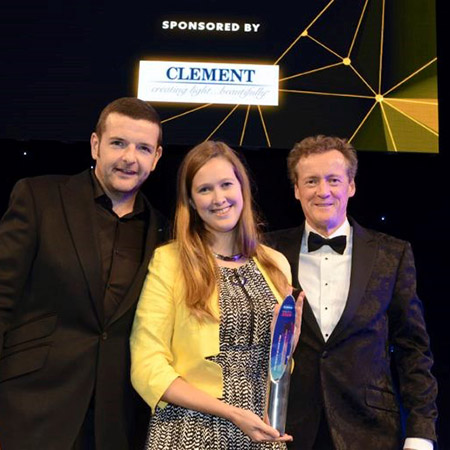 Clement Windows Group at the Building Awards 2019
