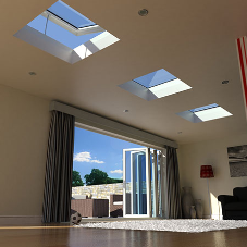 Kestrel's Flat Rooflight combine contemporary styling with high thermal efficiency