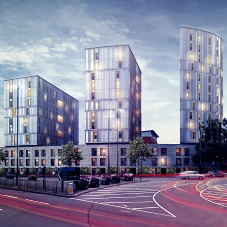 Student accommodation in Coventry receive new ventilation systems from SE Controls