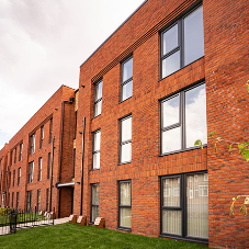 Dyer Natural smoke ventilation systems for new-build scheme, Aura