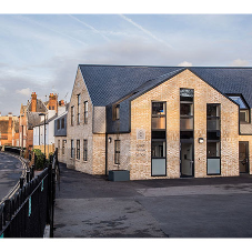 VELFAC windows were specificed by architects HLM for Ewell Grove development